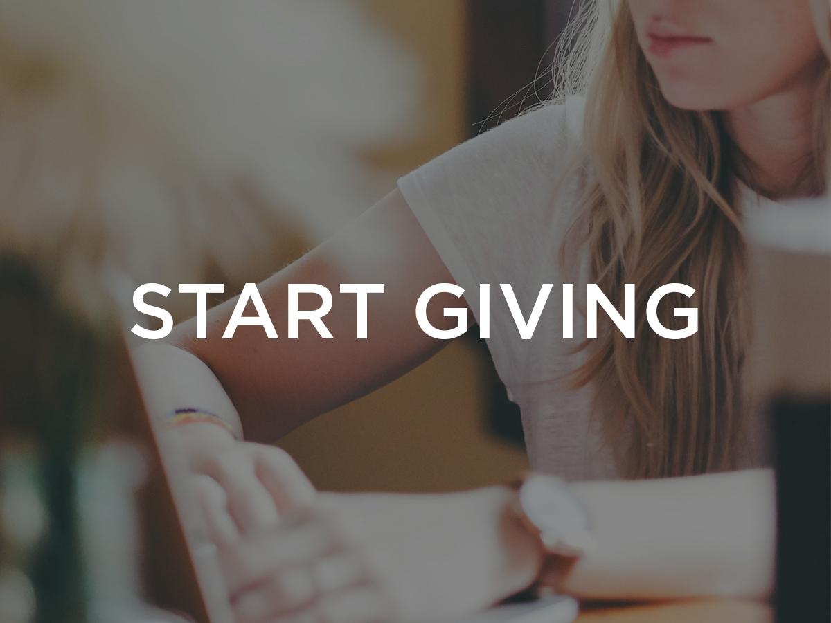 Start Giving
